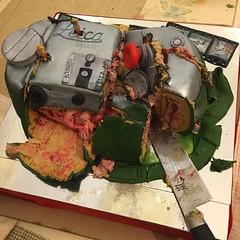 My birthday cake  (Vitaly Sergeevich) Tags: cake camera leicaporn leica