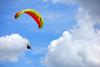 Fly With Nature #01   Paragliding (AnNamir™ c[_]) Tags: paragliding paraglidingmalaysia paraglidingkkb annamir canon 5dmk3 paraglidingwallpaper wallpaper kualakubu kkb huluselangor kkbparaglidingpark
