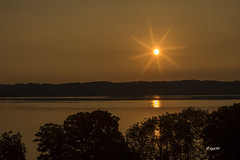 Sonnenaufgang am Starnberger See (hph46 --- some days off!) Tags: bayern bernried sonnenaufgang starnbergersee deutschland germany sonne sony alpha7r wasser