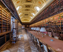 Bibliotheque du Senat (brenac photography) Tags: brenac d810 france nikond810 brenacphotography nikon wow paris06 îledefrance fra paris samyang hdr oloneo