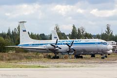 IL-22M 75926 (Pieter van Polanen Photography) Tags: vvs russia kubinka army il18 il22 il22m coot 75926 cccp75926 aeroflot