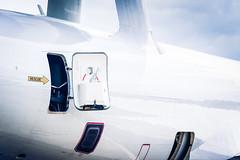 Rescue (Daniel Bernhart) Tags: nato otan nikond3 70200 contrasty airpower airplane airshow sentry awacs