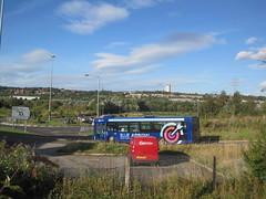 Go North East 'Blue Arrow'. Metrocentre (captaindeltic55) Tags: bus buses roadtransport passengertransport publicbus busservice gne gonortheast goaheadgroup goahead goaheadnorthern tynewear metrocentre metrocentrecoachpark bluearrow gonortheastblurarrow bluearrowbus