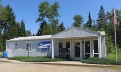 Post Office 55606 (Hovland, Minnesota) (courthouselover) Tags: minnesota mn postoffices cookcounty hovland grandportagestateforest northamerica unitedstates us