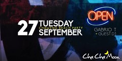 09-27-16 Cha Cha Moon Beach Club Koh Samui Presents Gabrio T (clubbingthailand) Tags: kohsamui dj party beachclub club thailand httpclubbingthailandcom