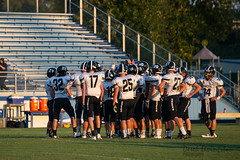 FHSvsRiverton-1 (derek.livingston) Tags: football teamwork teamsport hussle