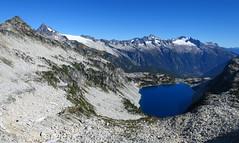 Hidden Lake (cruiznbye) Tags: lookout hiddenlake hiking fall meadows peaks northcascades cascades