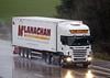 Scania R560 SK12 MWN (gylesnikki) Tags: white truck matt scotland scottish artic mclanachan