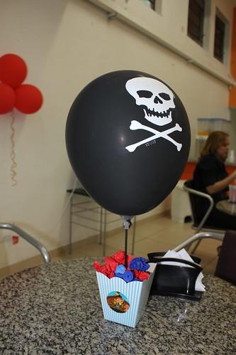 Festa Infantil - Jake e os Piratas na Terra do Nunca