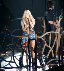 Carrie Underwood (Erika Maldonado) Tags: wood hair tour with boots stage country away baltimore singer blonde daisy hunter carrie hayes guitarists dukes 2012 blown underwood