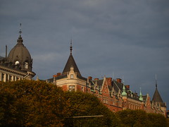 Strandvgen (aljuarez) Tags: europa europe sweden stockholm schweden sverige estocolmo suecia sude stermalm strandvgen