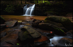 Carrick Creek Falls (Marvin Foran Photography) Tags: waterfall southcarolina waterfalls tablerockstatepark southcarolinawaterfalls carrickcreekfalls