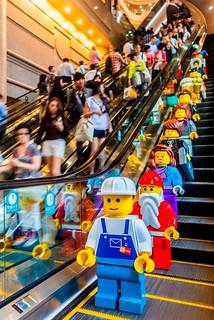 香港時代廣場 LEGO®聖誕村