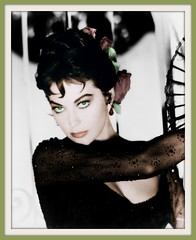 Ava Lavinia Gardner (OFENA1) Tags: portrait fashion hairdo