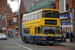 Dublin Bus 'RV607' (Longreach - Jonathan McDonnell) Tags: ireland dublin volvo alexander rv olympian dublinbus rathmines volvoolympian dsc0163 rv607 99d607