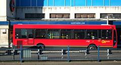 London General SOE31 on route 80 Morden 18/11/12. (Ledlon89) Tags: bus london buses general transport morden londonbus alexanderdennis optareesteem goahed busesinsurrey