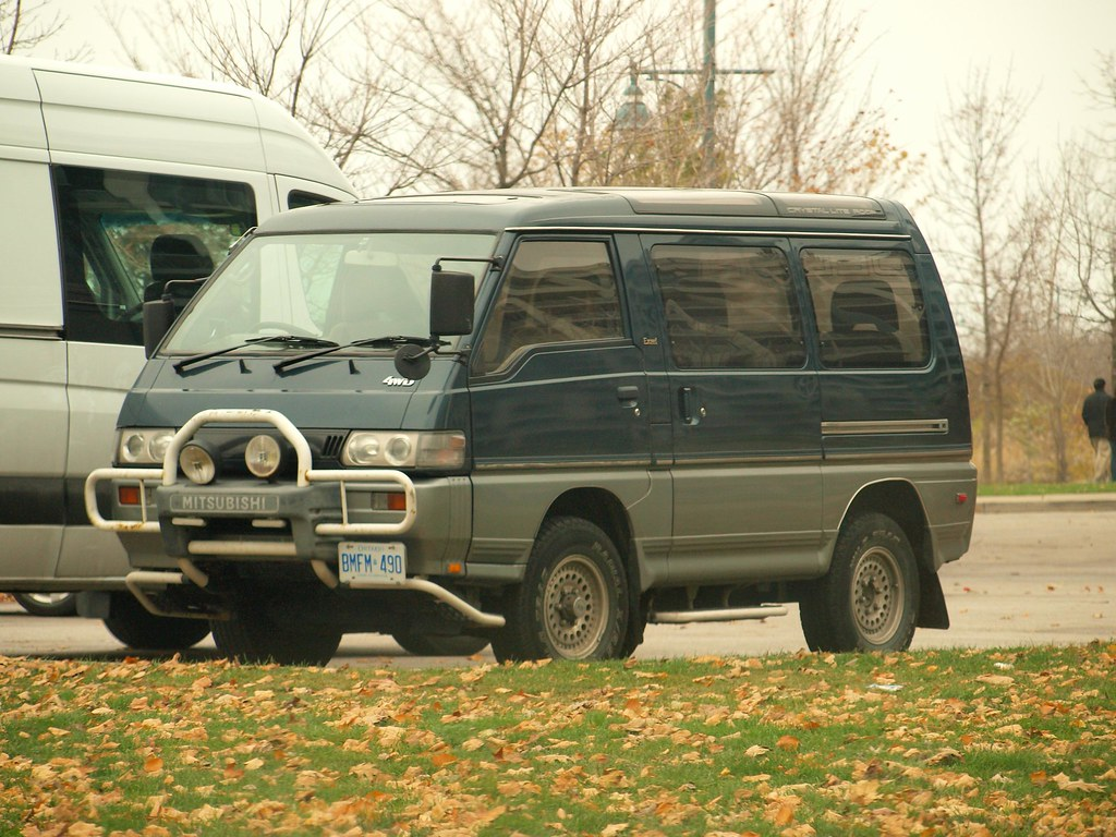 The World S Newest Photos Of Delica And Wagon Flickr