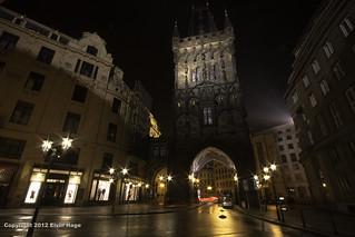 Powder tower / Prague / Czech Republic