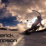 Broderick Thompson at Copper Mountain, Colorado - November 2012