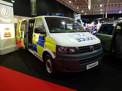 VX62CWP Staffordshire Police (Emergency_Vehicles) Tags: show park ess vw police service van emergency transporter 2012 278 demonstrator stoneleigh chasetown airel