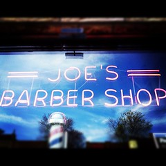 The holiday is over , now back to business. Shop has three barbers today till 6, tomorrow 9-5, and Sunday 10-2. (Joes Barbershop Chicago) Tags: chicago beer barbershop barber harleydavidson shave hotrod logansquare meatballs aftershave straightrazor pomade barberchair chicagobarbershop kustomkulture customhelmets paidar straightrazorshave halfacrebeer halffastchicago customclippers barbershopchicago chuckthebarber joesbarbershopchicago tylerthebarber andismaster andisclipper hangovershave joessbarbershopchicago jssloane