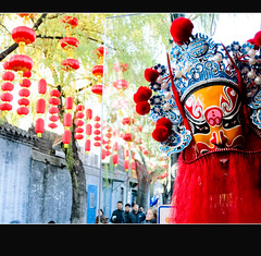 Mask of Beijing opera (Liping Yang) Tags: