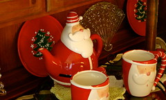 Tea for Two (11Jewels) Tags: christmas holiday florida sony cybershot
