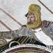 Alexander Mosaic, detail with Darius