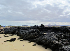 092 El Cotillo beach (Mark & Naomi Iliff) Tags: espaa beach spain fuerteventura naturist canaryislands islascanarias elcotillo