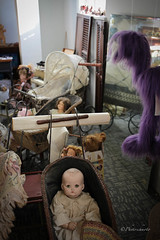 The Doll That Gave Schmo the Stinkeye (**PhotoSchmoto**) Tags: baby canon doll room haunted creepy haunting joliet stinkeye ghosthunting ghosthunters scuttmansion extremevisionparanormal