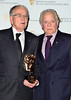 Sir David Jason and Brian Cosgrove British Academy Children's Awards London