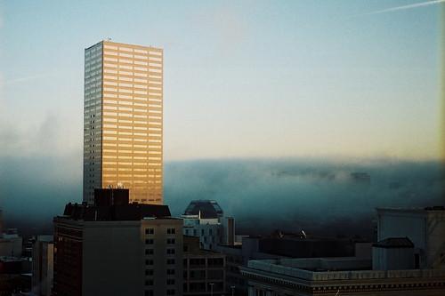Portland Morning