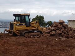 Rock removal (StPaulsHorseshoeBay) Tags: 004