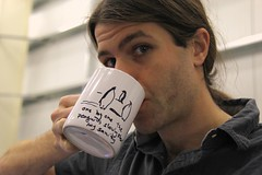 "Elio drew a custom mug for Tristan (copied from real mug online) • <a style=""font-size:0.8em;"" href=""http://www.flickr.com/photos/27717602@N03/8228768426/"" target=""_blank"">View on Flickr</a>"