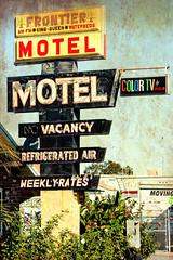 Frontier Motel (Thomas Hawk) Tags: california neon motel stockton sanjoaquincounty frontiermotel