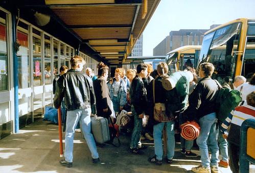 Glasgow Fare Fortnight, 1990s