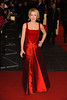 Gillian Anderson Les Miserables World Premiere held at the Odeon & Empire Leicester Square - London