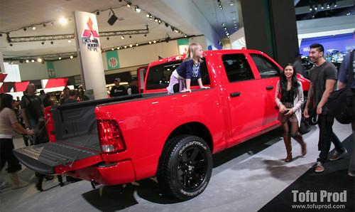 LA Auto Show 2012