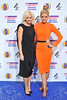 The British Comedy Awards 2012 held at the Fountain Studios - Ashley Robert and Kimberly Wyatt