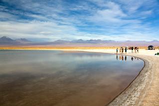 Laguna Chaxa.