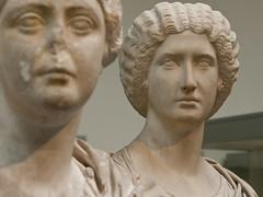 Imperial Lady (egisto.sani) Tags: portrait london art museum arte roman portraiture empire british marble londra ritratto romana marmo impero ritrattistica