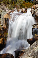 Gibraltar Falls (laurie.g.w) Tags: gibraltar falls act canberra australia waterfall creek stream rocks water