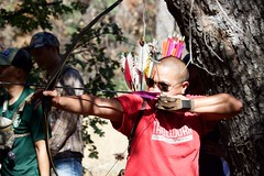 Big Bear 3D Shoot (PeterMNguyen) Tags: archery santiagoparkarchers cherryvalleybowhunters bigbear 3darchery hoyt