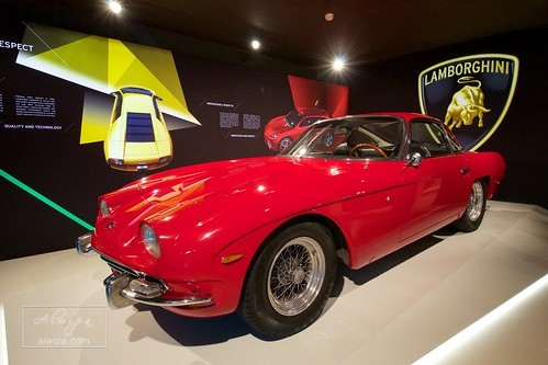 "Lamborghini Museum - Sant'Agata Bolognese • <a style=""font-size:0.8em;"" href=""http://www.flickr.com/photos/104879414@N07/28558472231/"" target=""_blank"">View on Flickr</a>"