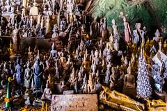 Pak Ou Caves (rflexit) Tags: asia laos pak ou caves travel mekong buddha