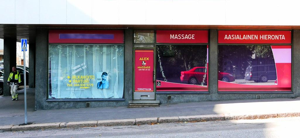 hieronta tikkurila nuru massage finland