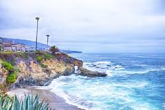 The Arch (Kansas Poetry (Patrick)) Tags: lagunabeach lagunabeachcalifornia lagunabeachca california southerncalifornia ocean tidalwaves patrickemerson patricknancydocalifornia