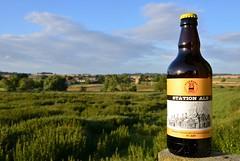 Station Ale (stavioni) Tags: richmond brewing company ale beer brewery bottle north yorkshire