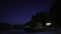 Lakehouse  ADK.NY (emesphoto) Tags: lakehouse emesphoto nocturnal nightscape adk adirondacks nikon nikondx coolpixa nikona stars lake
