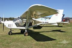24-4444 AEROPRAKT A22L FOXBAT (QFA744) Tags: 244444 aeroprakt a22l foxbat